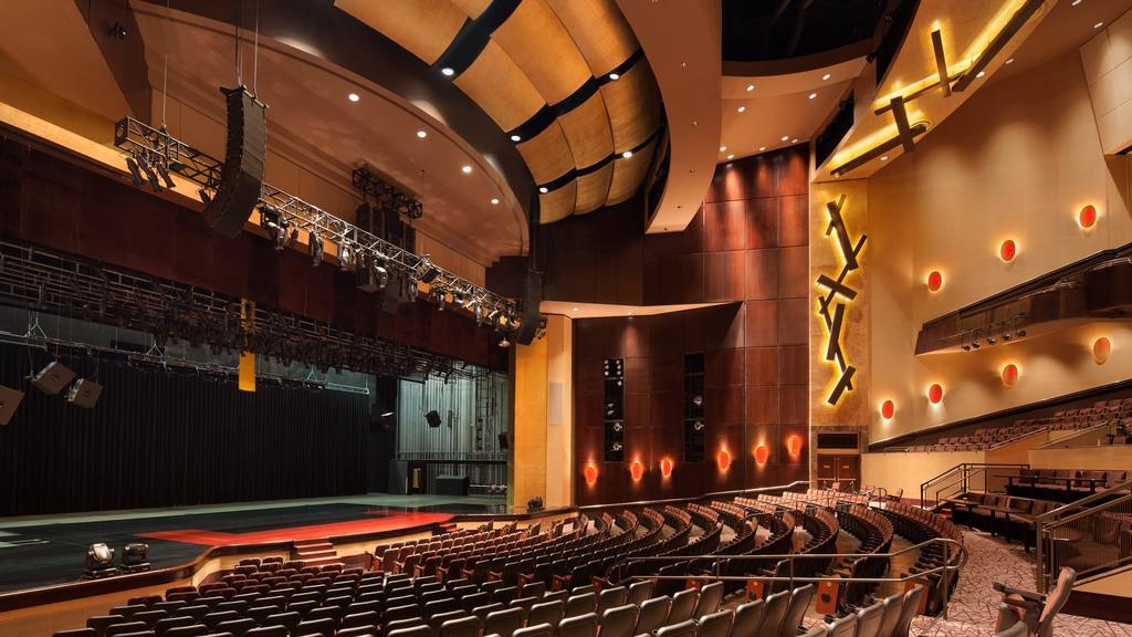 The Rio All-Suites Hotel, Las Vegas View of Auditorium