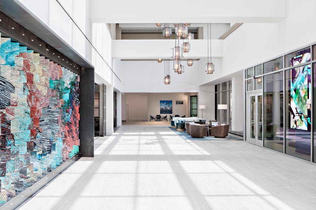 Sheraton Dallas Hotel - Foyer Image