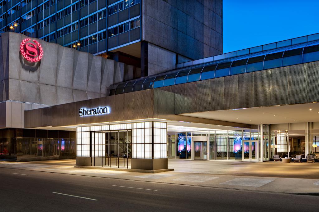 Sheraton Dallas Hotel - Front Image
