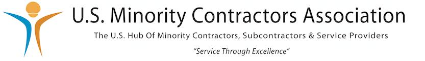 US Minority Contractors Association Logo