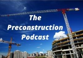 The Preconstruction Podcast Logo